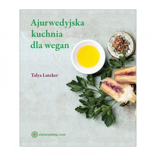 """ajurwedyjska kuchnia dla wegan"""