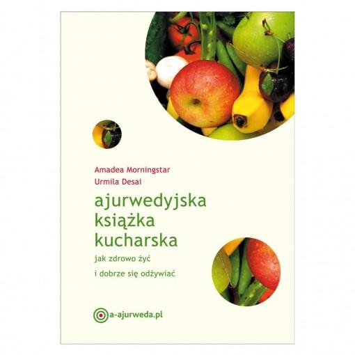 Ajurwedysjka książka kucharska