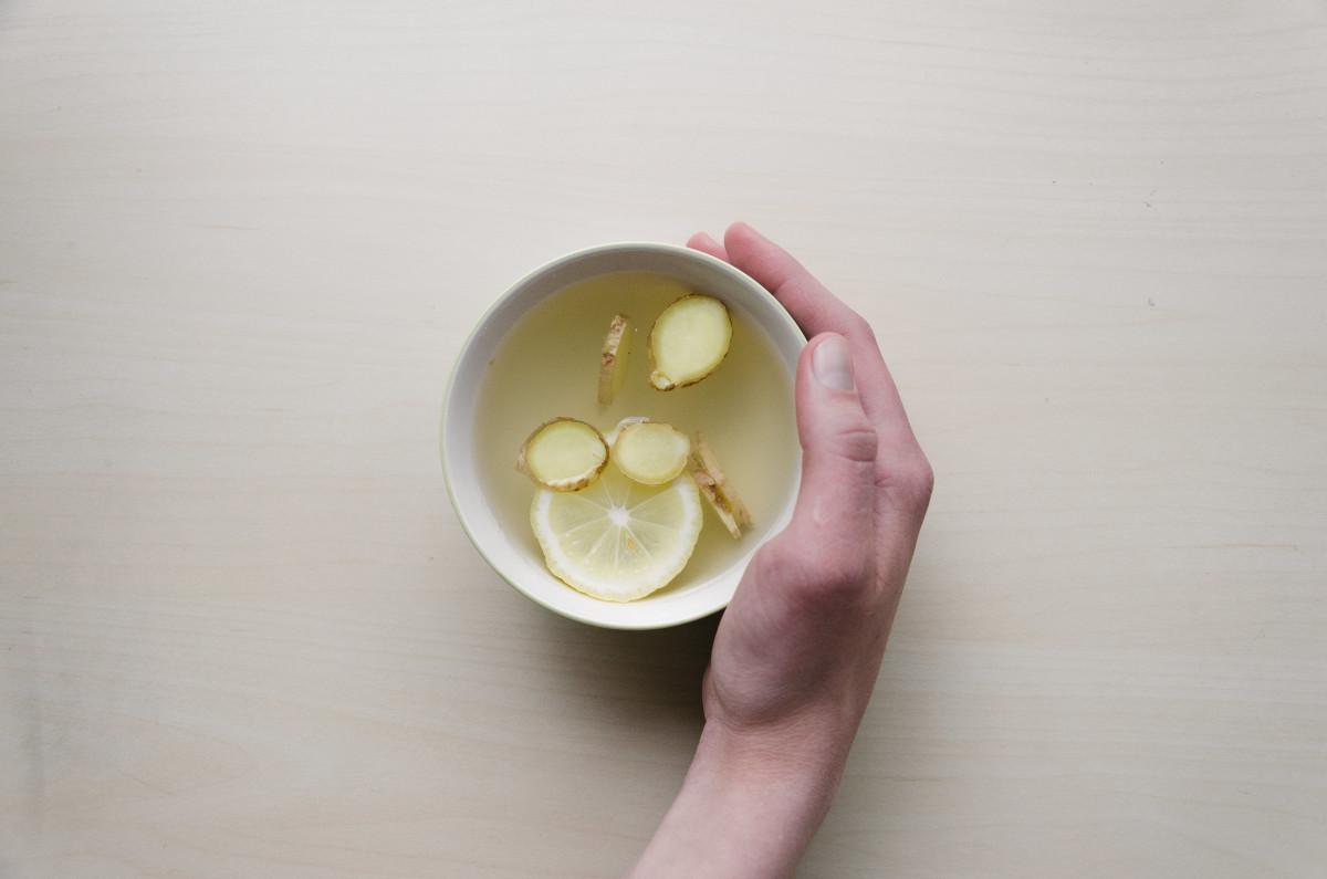 Imbir i Cytryna - naturalnie na odporność
