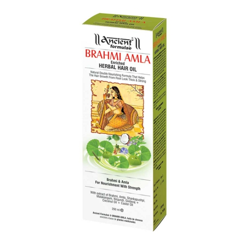 Olejek Brahmi Amla Hesh ajurweda
