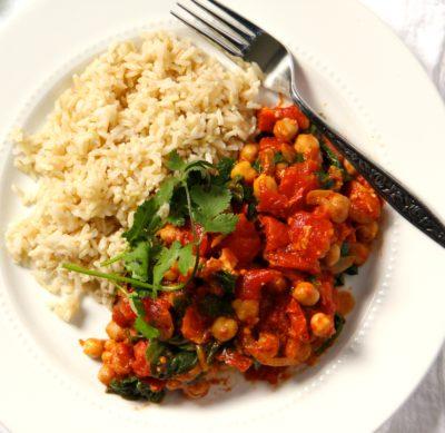 curry ciecierzyca przepis